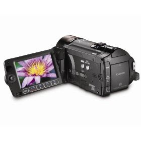 Canon VIXIA HF11 AVCHD 32 GB Flash Memory Camcorder w/12x Optical Zoom
