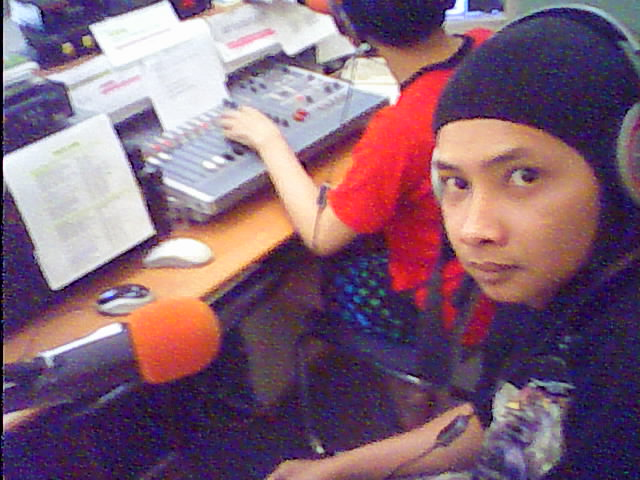 ON AIR DI RADIO SE INDONESIA