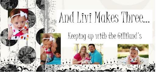 And Livi Makes Three...