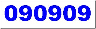 090909,ISTIMEWA dan RAHASIA