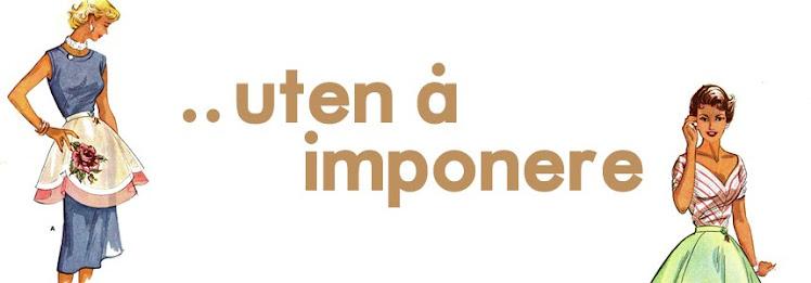 Uten å imponere