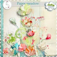 Paper Meadow digital scrapbooking kit used for this blog