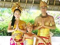 Pamorbali Traditional Clothing Bali