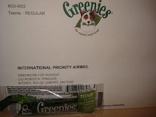 Amostra Gratis Biscoito Canino Greenies