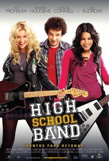 Promoção Concorra a ingressos para o filme 'High School Band'