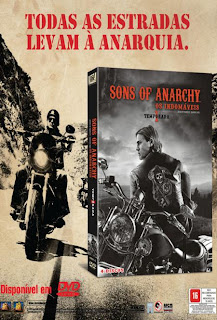 Brinde Gratis Brindes exclusivos do filme 'Sons Of Anarchy Os Indomáveis'