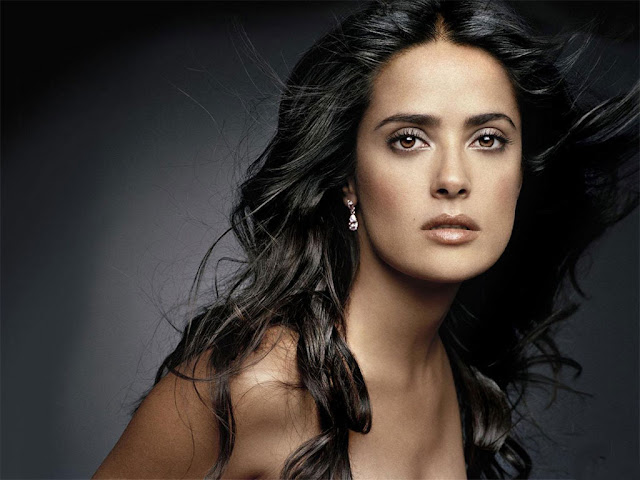 salma hayek wallpapers hot. TAGS: SALMA HAYEK HOT PHOTOS,