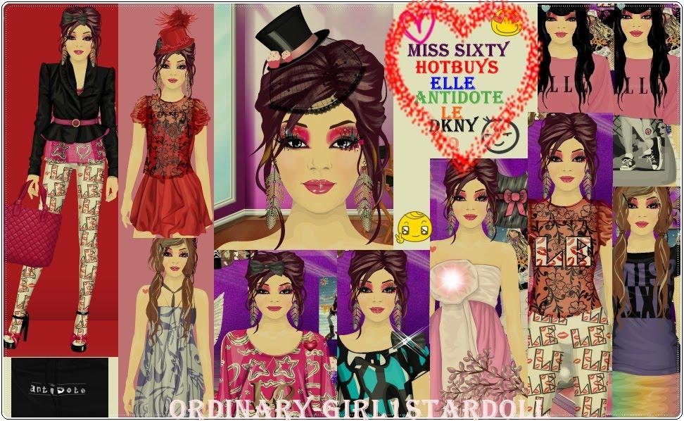 < Ordinary-Girl1 on Stardoll >