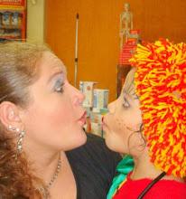 mInha boneca e eu