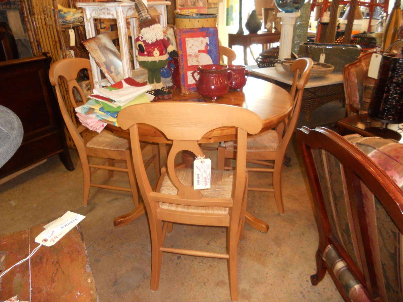 Lakehouse Outfitters Blog The Price Is Right LHO - Pottery barn pine dining table