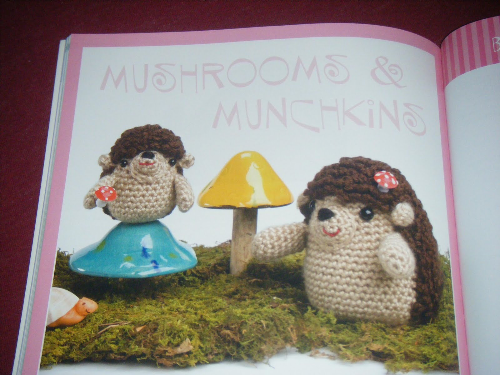 The glorious books!: Amigurumi world - seriously cute crochet