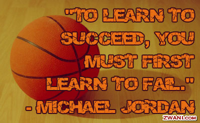 A Quote from MJ