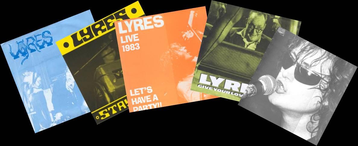 Lyres - Baby It's Me