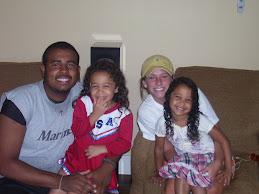Carly, Justin, Mattie & Ella