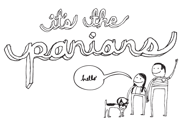 hi. it's us, the panians!