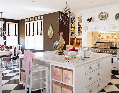 Anyway When I Came Across These Kitchens On House Beautiful I Knew I Had To Share