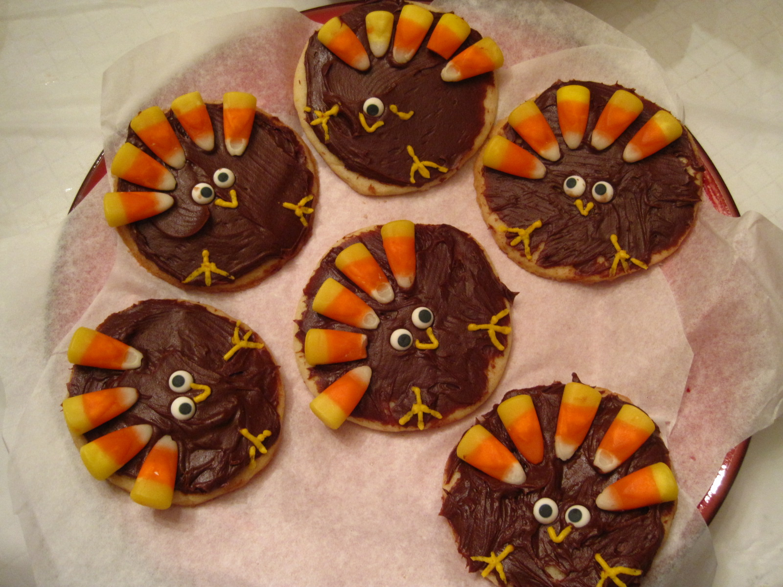 Pin Thanksgiving Cupcakes Decorating Ideas Cake On Pinterest