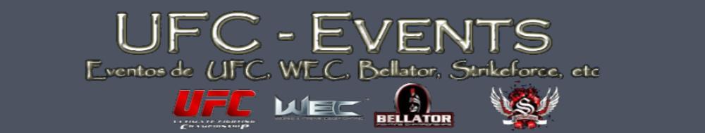UFC - Events