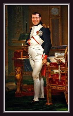 Ο Τσίπρας Ναπολέον