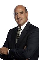 Ο Γιώργος Βουλγαράκης με το χαμόγελο της επιτυχίας!