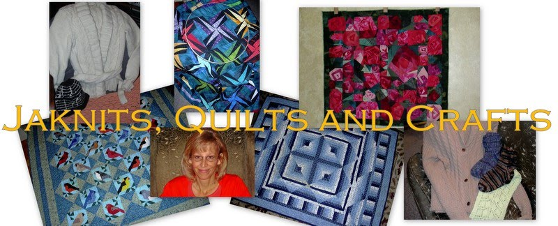 Jaknits, Quilts and Crafts