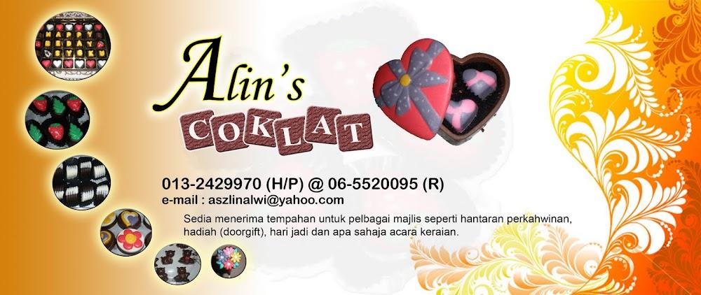 Alin's coklat
