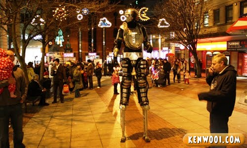 leeds new year eve robot