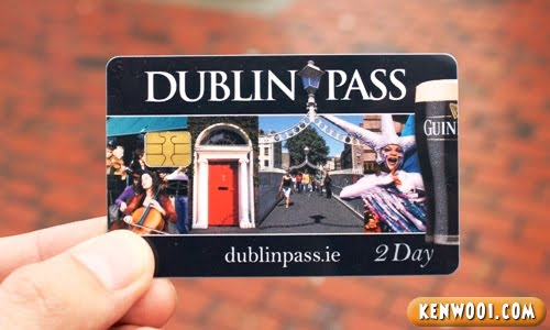 dublin pass card