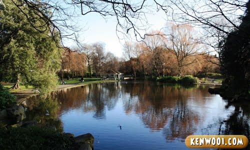 dublin st. stephen's green