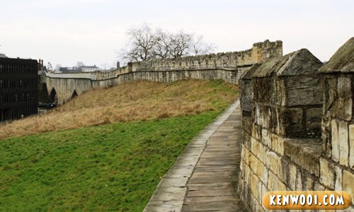 york city walls view