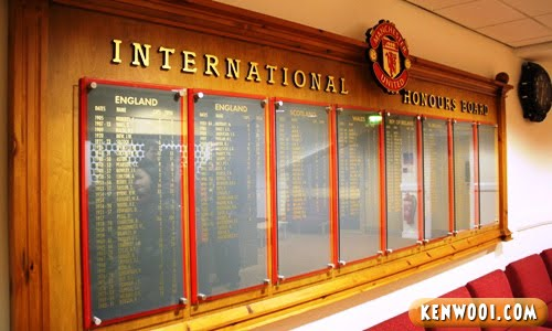 manchester international honours board