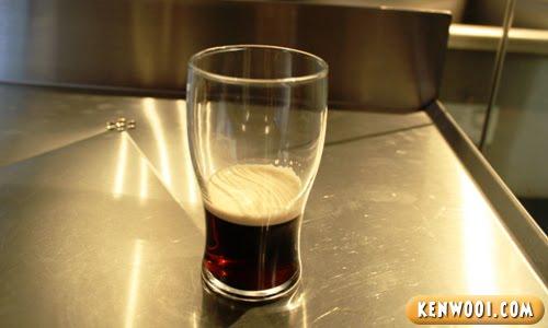 guinness testing pint