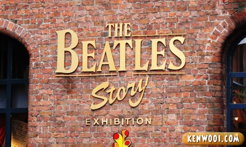 liverpool beatles story exhibition