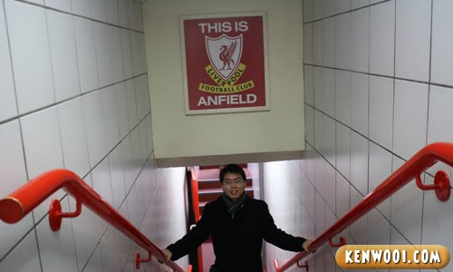 this is liverpool anfield