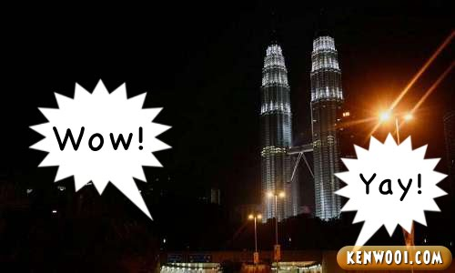 klcc earth hour
