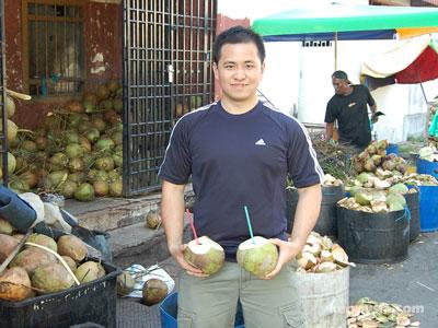 kenny sia coconute balls