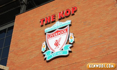 liverpool the kop