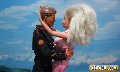 ken barbie scene