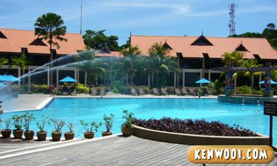 laguna redang island resort swimming pool