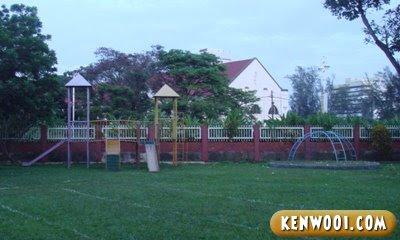 st john kindergarten playground