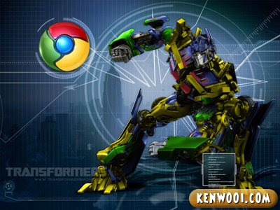 google transformers