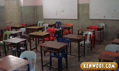 st michael institution classroom