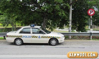 malaysian policeman