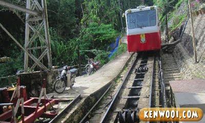 penang hill tram