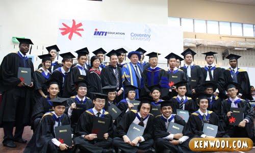 first class graduates