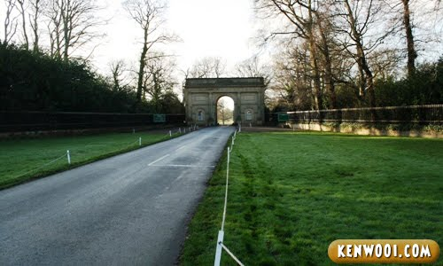 harewood leeds entrance