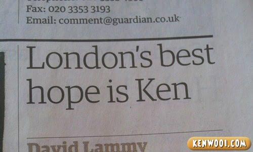 london needs ken