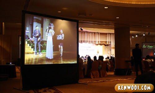 ballroom screen