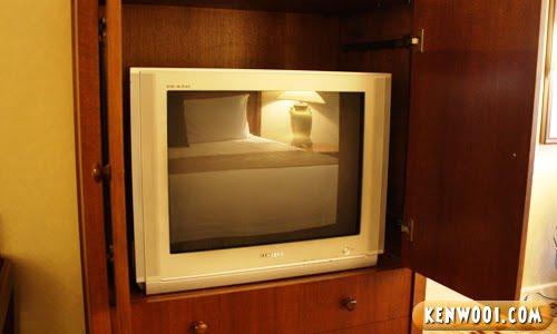 hotel nikko television