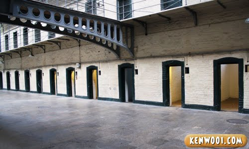 dublin kilmainham gaol rooms